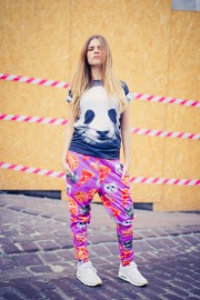 Mr. Gugu & Miss Go, Panda t-shirt аватар $i