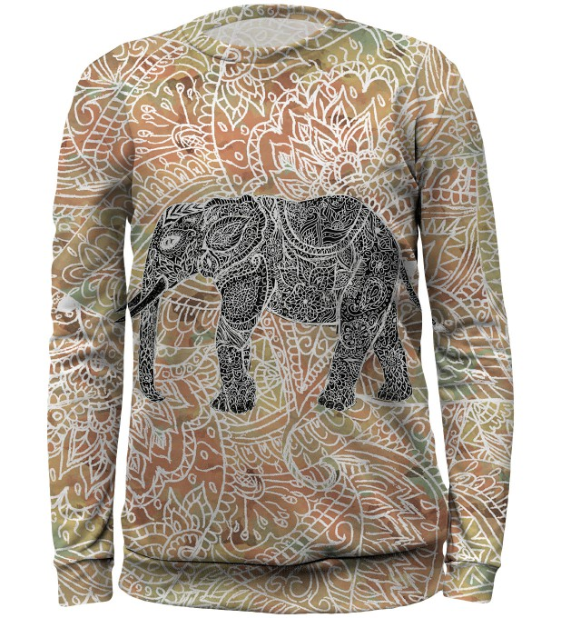 Indian elephant sweater for kids аватар 1