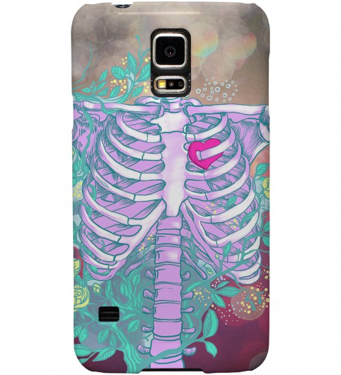 Obudowa na telefon Heart in chest Miniatury 1