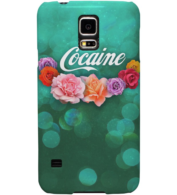 Cocaine phone case Thumbnail 1