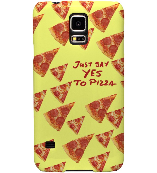 Yes to pizza phone case аватар 1