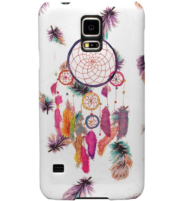 Feathers Dreamcatcher phone case Thumbnail 1