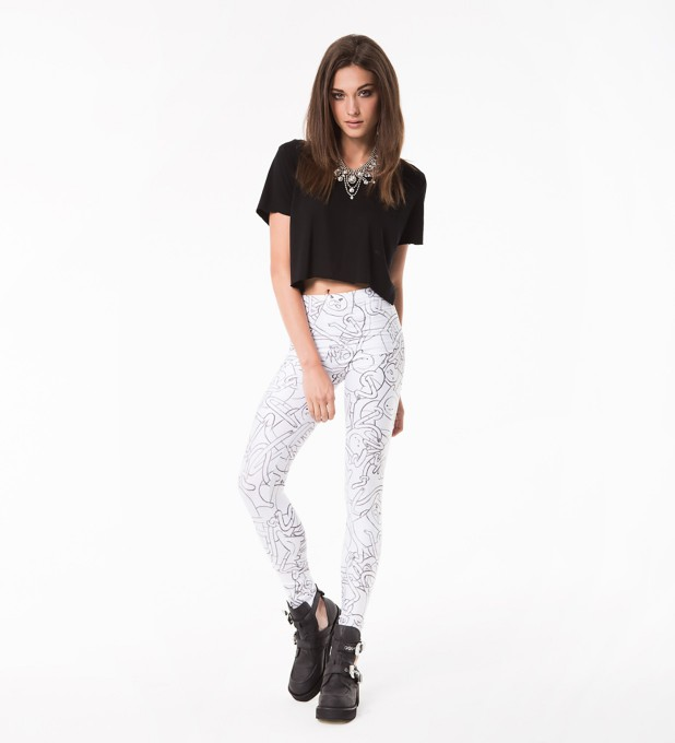Black Finn le leggings Miniatura 2