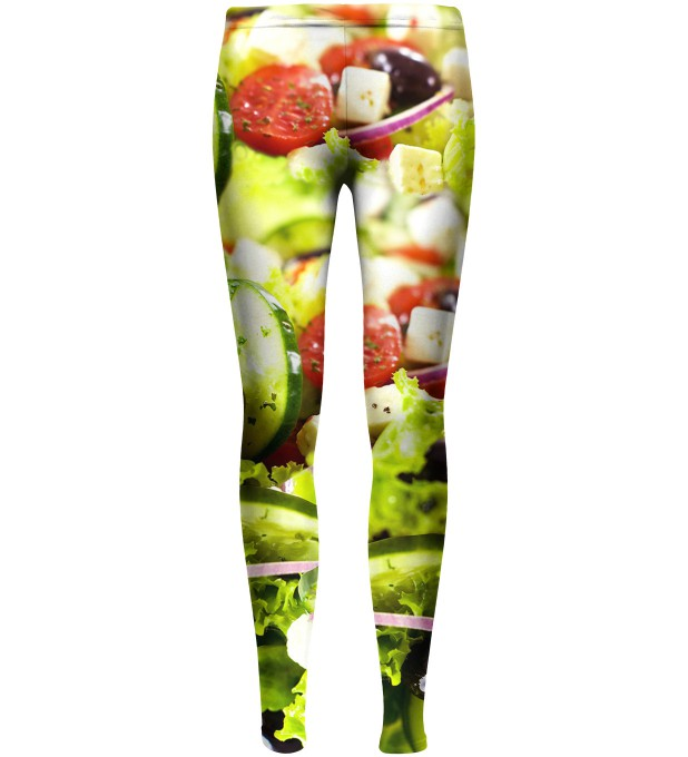 Greek Salad i leggings per i bambini Miniatura 1