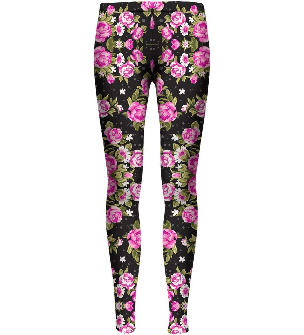 Pink Roses leggings for kids аватар 1