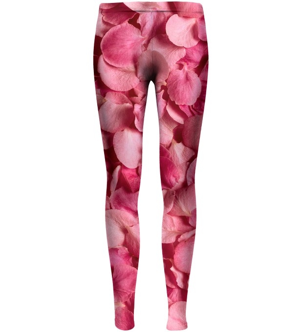 Roses leggings for kids Thumbnail 1