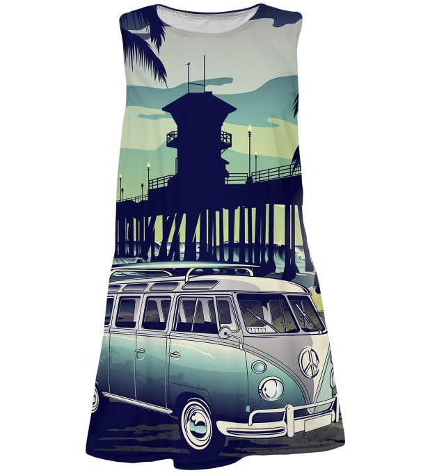 California Life summer dress for kids Thumbnail 1