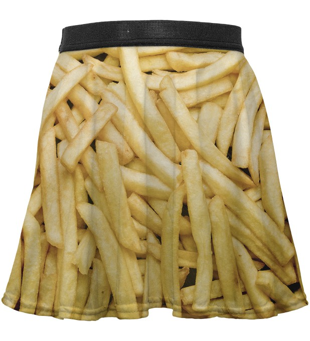 Fries circle skirt for kids Thumbnail 1