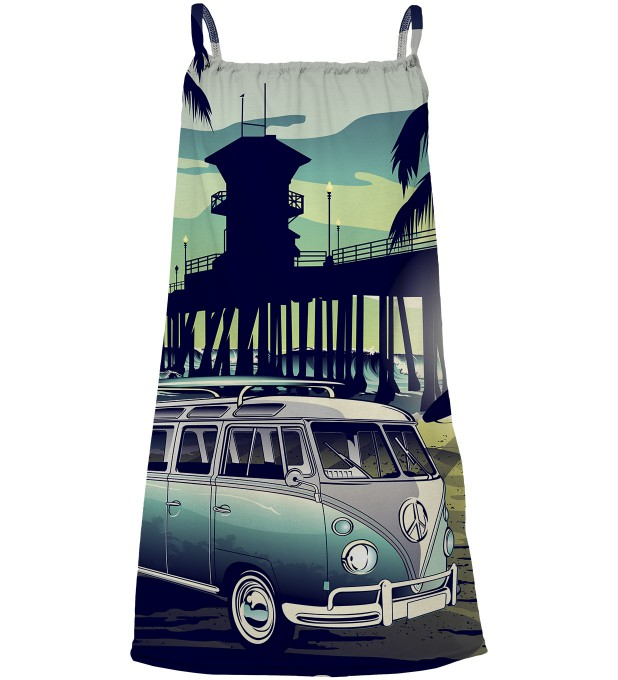 California life sleeveless dress for kids Thumbnail 2