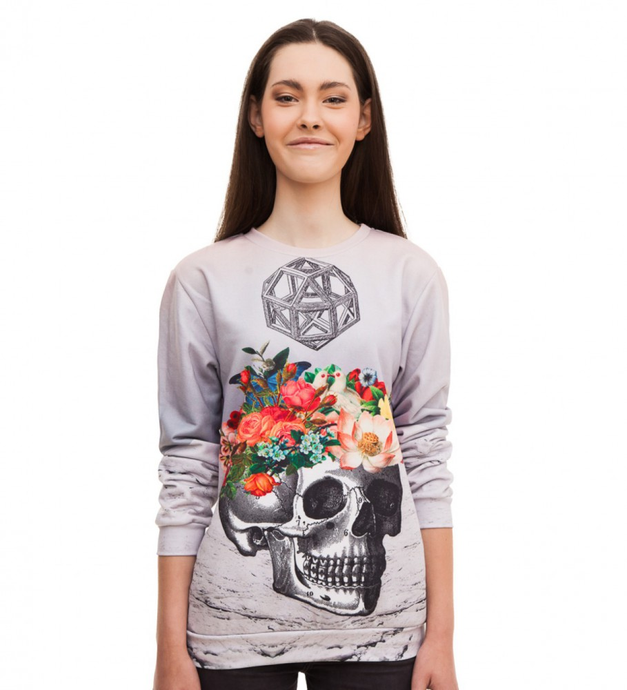 Mr. Gugu & Miss Go, Skull sweater Фотография $i
