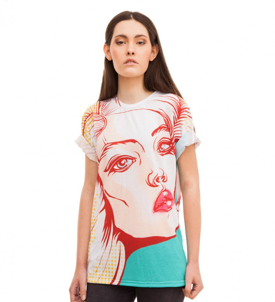 Mr. Gugu & Miss Go, Pop Art t-shirt Image $i