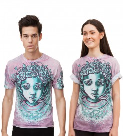 Mr. Gugu & Miss Go, Sculpture t-shirt Thumbnail $i