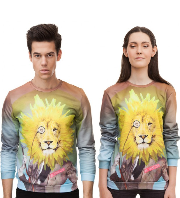 Dandy Lion sweater Thumbnail 2