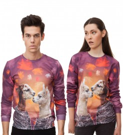 Mr. Gugu & Miss Go, Couple sweater Thumbnail $i