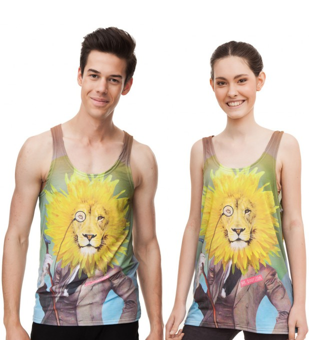 Dandy Lion tank-top Thumbnail 2