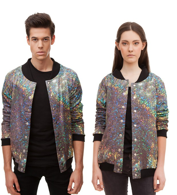 hologram baseball jacket Miniatura 2