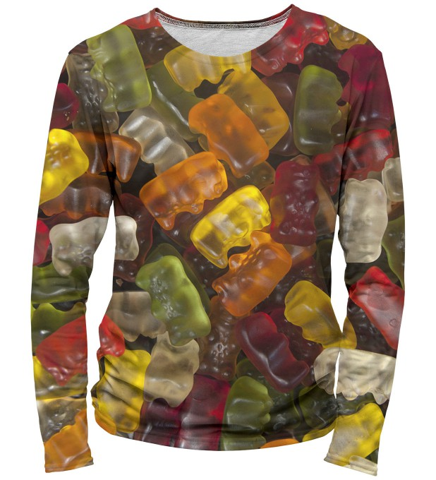 Gummy bears sweater for kids аватар 1