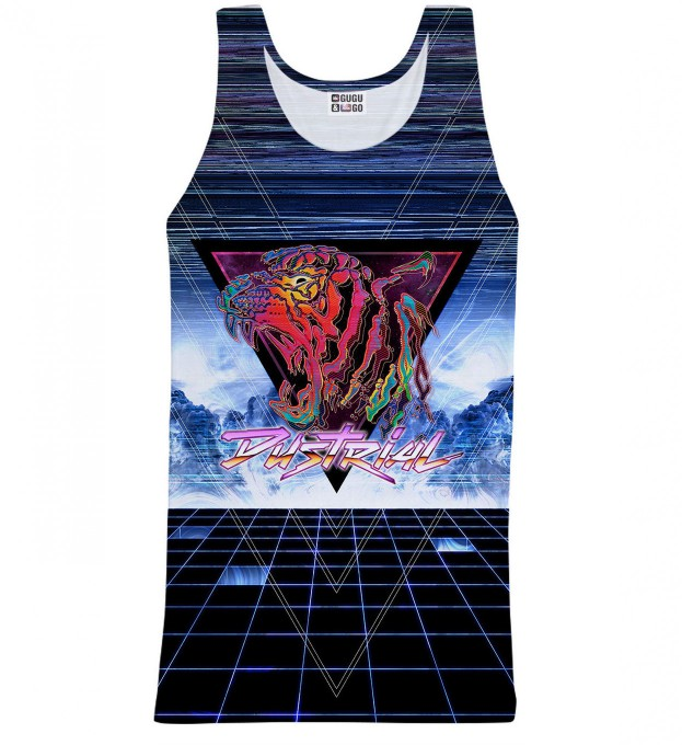 Tiger 80'S tank-top Thumbnail 1