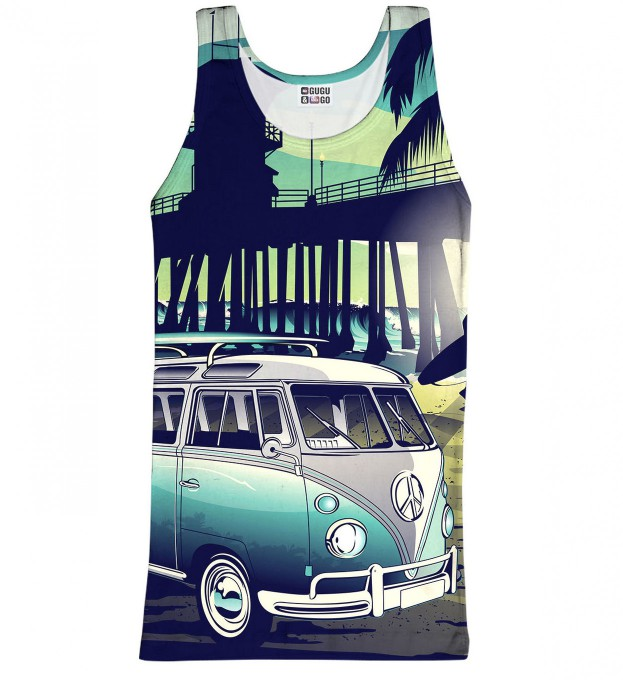 California Life tank-top Miniature 1