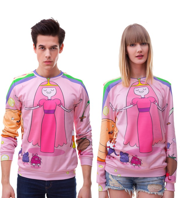 Princes Bubblegum pink sweater Thumbnail 2