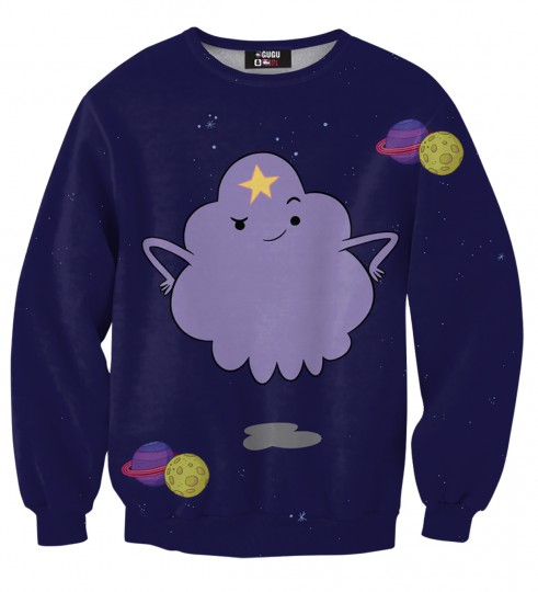 Lumpy space princess sweater Thumbnail 1