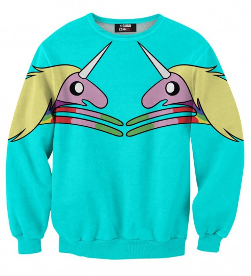 Lady Rainicorn twins sweater Thumbnail 1