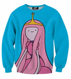 Bluza Princess Bubblegum blue Miniatury 1