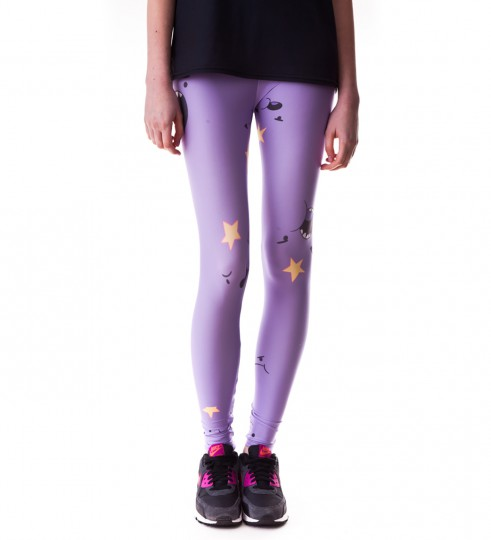 Lumpy Space Princess leggings Miniature 2