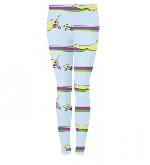 Lady Rainicorn leggings Thumbnail 1