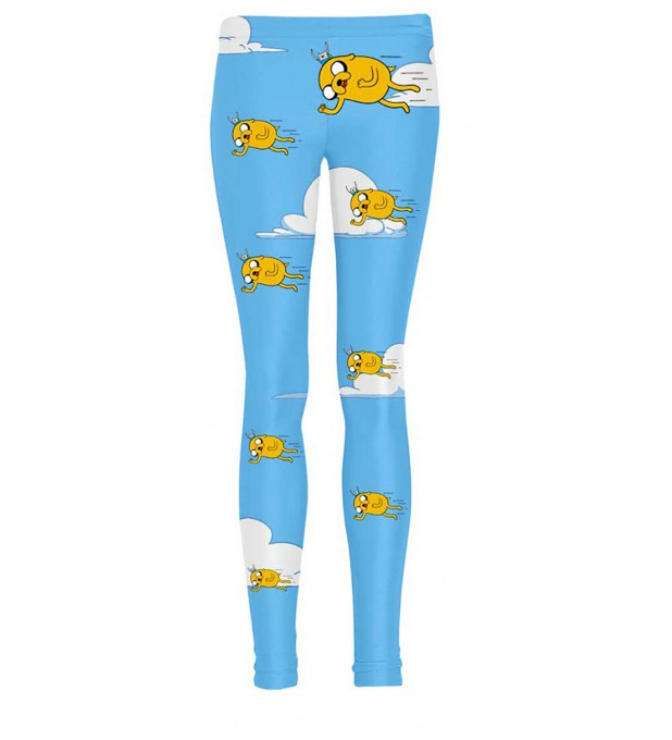 Jake and Finn flying le leggings Miniatura 1
