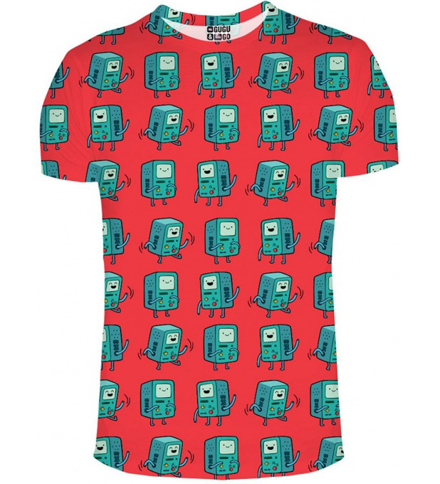 BMO red t-shirt Miniature 1