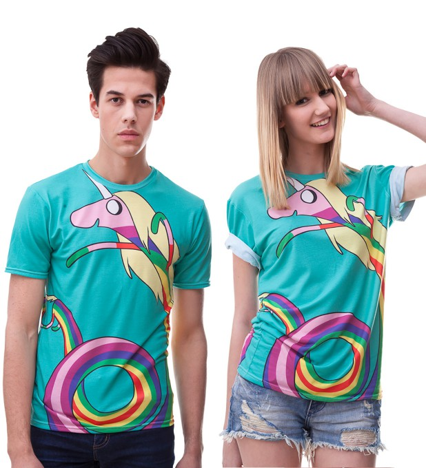 Lady Rainicorn Turquoise t-shirt аватар 2