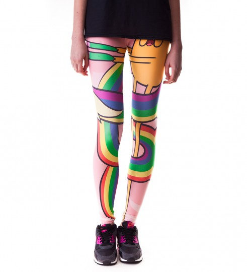 Lady Rainicorn Love leggings Thumbnail 2