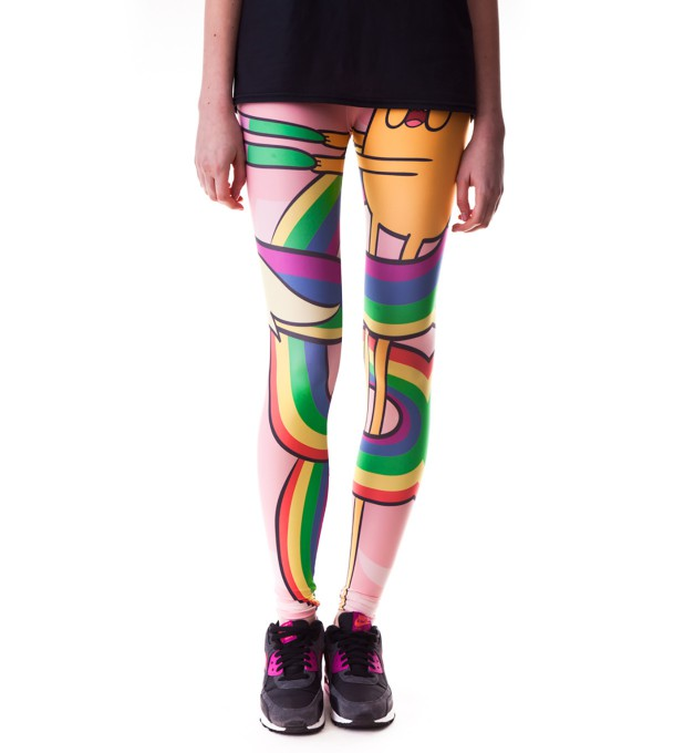 Lady Rainicorn Love le leggings Miniatura 2