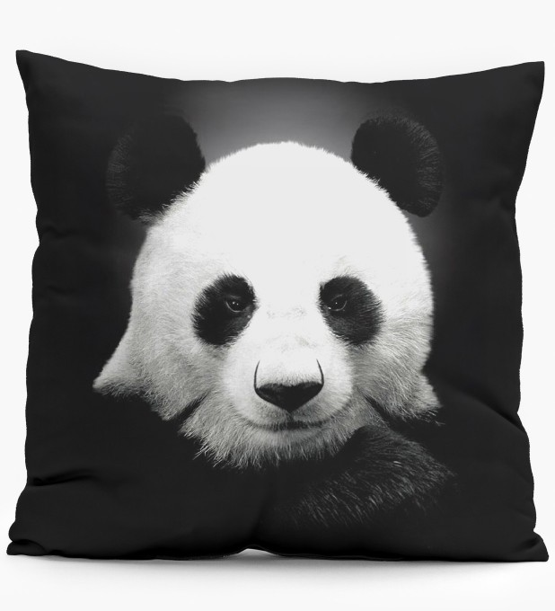 Panda pillow Miniature 1
