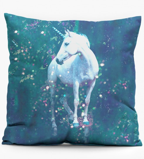 Unicorn pillow Miniature 1