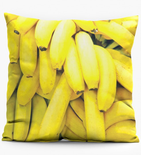 Bananas pillow Miniature 1