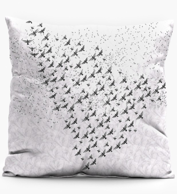 Birds pillow Thumbnail 1