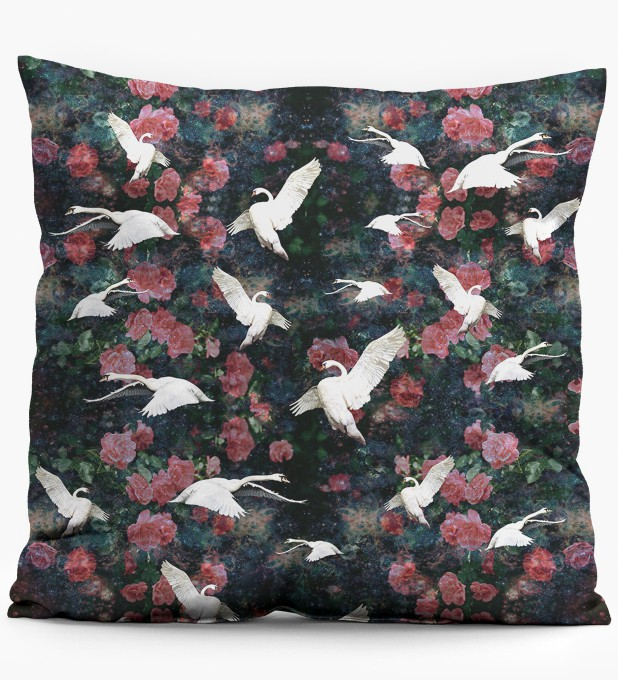 Swans pillow аватар 1