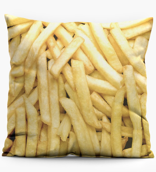 Fries pillow Miniatura 1