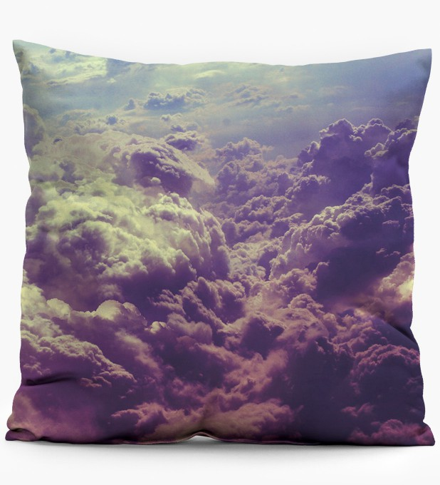 clouds pillow Miniature 1