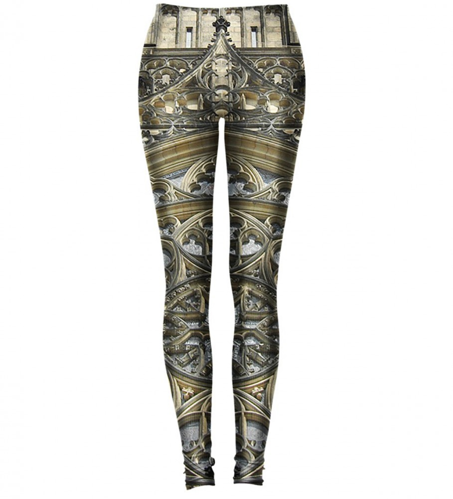 Mr. Gugu & Miss Go, cathedral leggings 1 Immagine $i