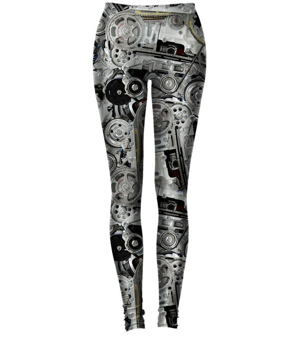 mechanical leggings Miniatury 1