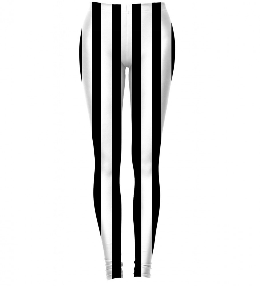 Mr. Gugu & Miss Go, beetlejuice leggings 1 Фотография $i
