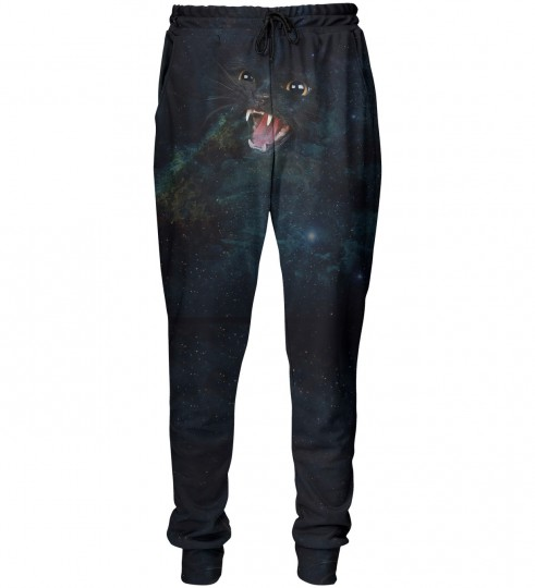 Galaxy Cat sweatpants Thumbnail 1