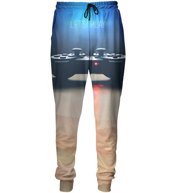 Gamer sweatpants Thumbnail 1