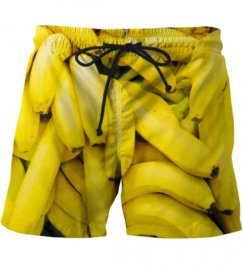 Bananas swim shorts Thumbnail 1