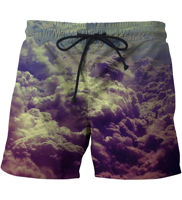 Clouds Les short de bain Miniature 1