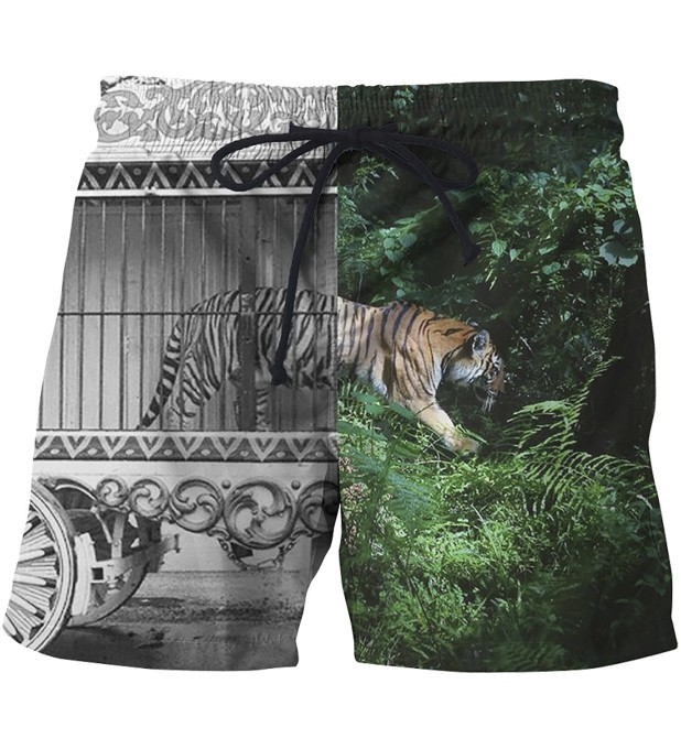 Tiger Cage swim shorts аватар 1