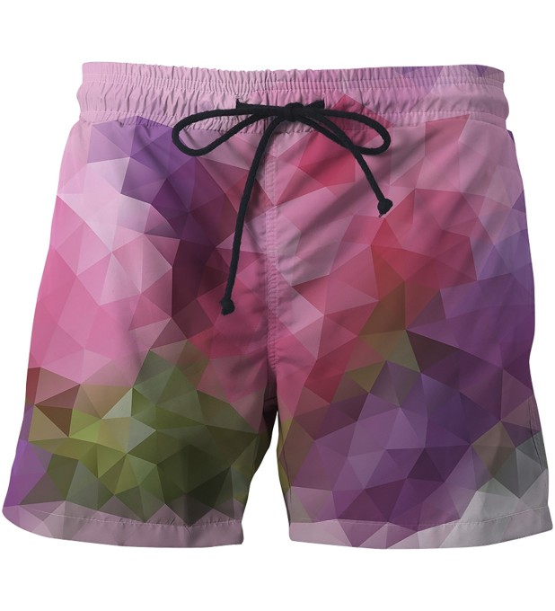 Violet Geometric swim shorts аватар 1
